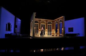 Tim Albery's production of Capriccio at Santa Fe Opera 2016 (Photo Ken Howard for Santa Fe Opera)