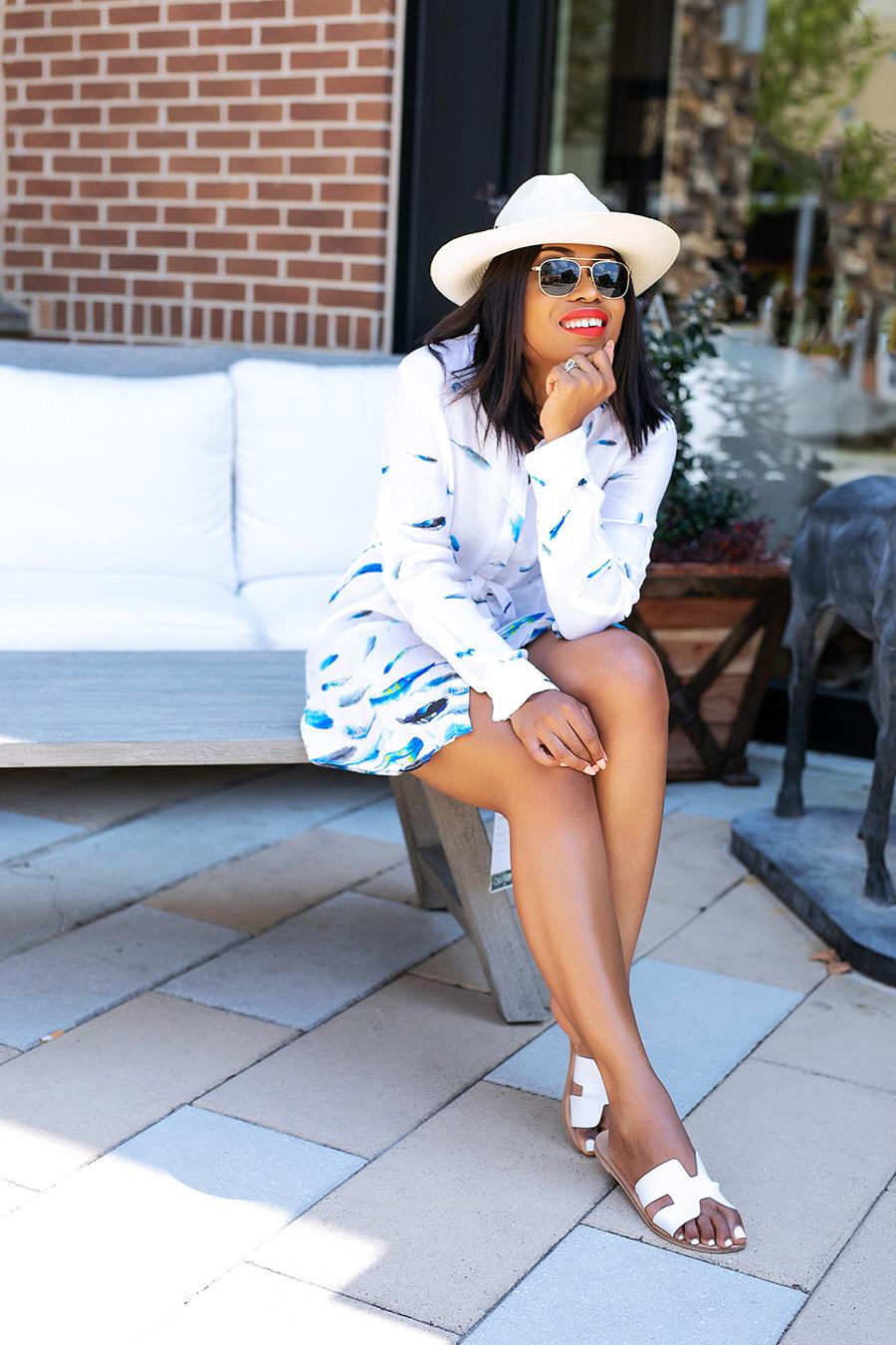 Vilebrequin dress shirt, summer vacation, www.jadore-fashion.com