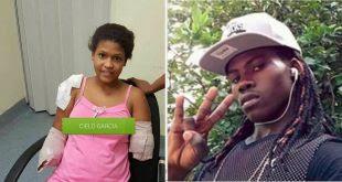 Image result for cielo garcia, a la que haitiano les cercenó los brazos