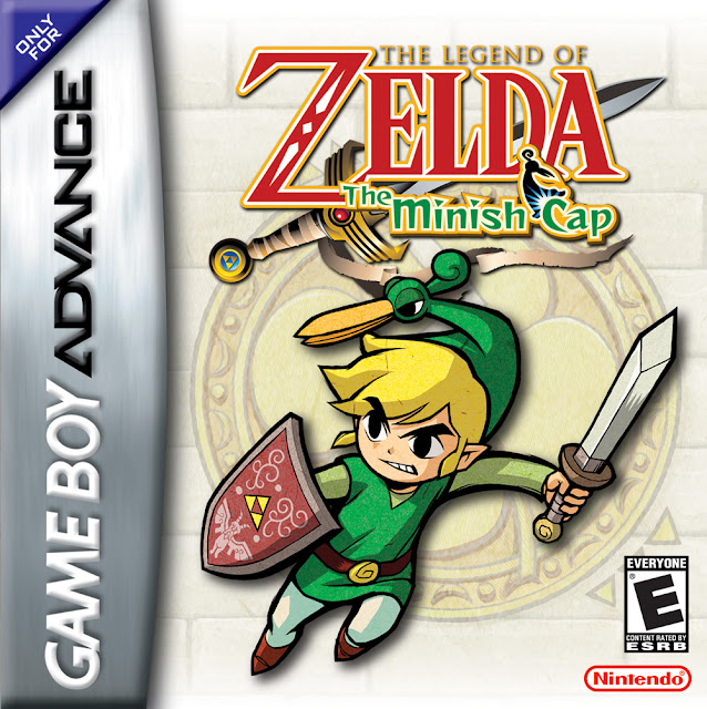 The Legend of Zelda: The Minish Cap - Español - Portada