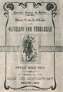 BLOG LUGARES DE MEMÓRIA -  Matéria sobre Literatura de cordel