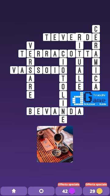 Soluzioni One Clue Crossword livello 21 schemi 10 (Cruciverba illustrato)  | Parole e foto
