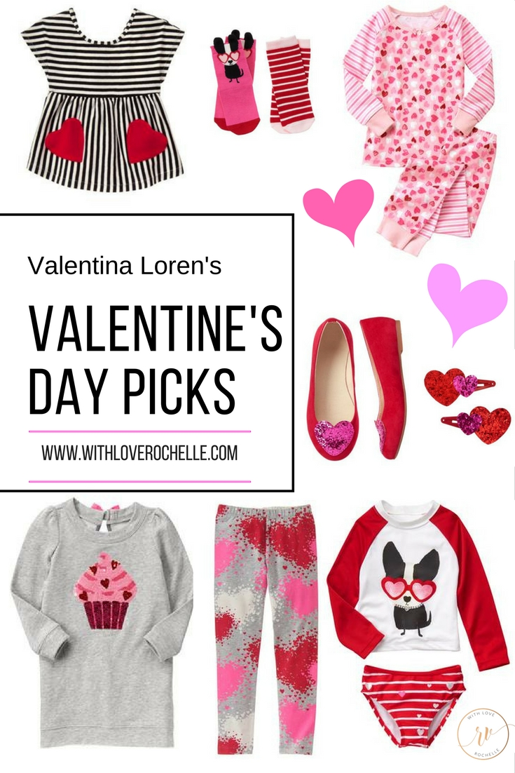 Valentina S Valentine S Day Picks With Love Rochelle