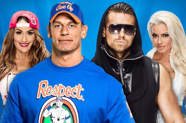 John Cena Vs The Miz at Payback 2017