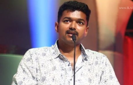 "What would be VIJAY 's speech? – ""MERSAL"" Audio Launch 