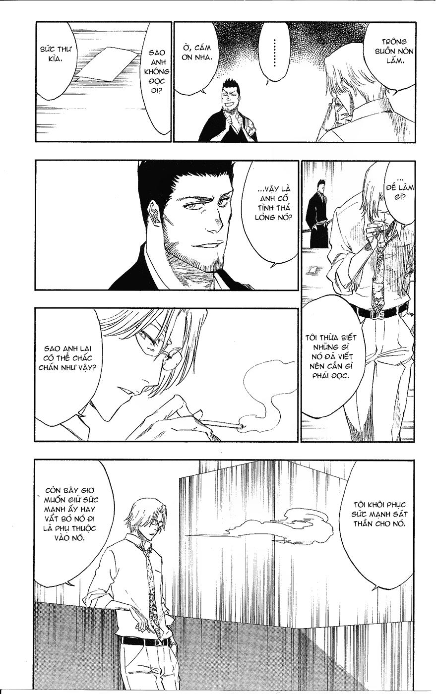 Bleach chapter 241 trang 12