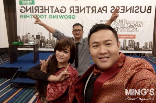 Mc Ming Ming - Mc Pekalongan - Gathering  Cakramerlindo  08 Agustus 2018
