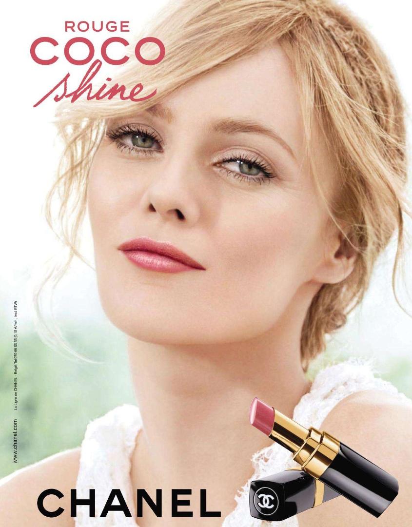 Ma Cherie, Dior: Chanel Cosmetics And Handbag Campaigns, 2011
