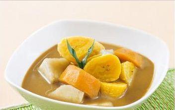 Resep kolak ubi dan pisang menu takjil berbuka puasa