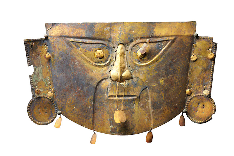Pre-Columbian art exhibition at the Museo Archaeologico Nazionale in Florence