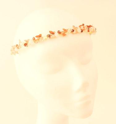 PV 2018 Cristal de Bohemia nude Tiara