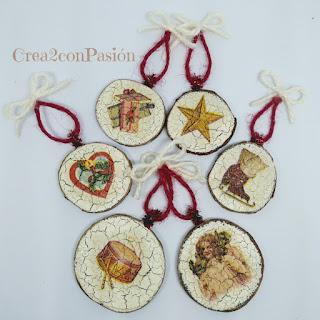 Viste-tu-mesa-en-Navidad-diys-adornos-madera-decoupage-crea2-con-pasion
