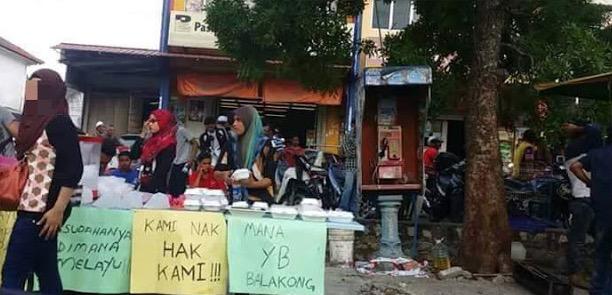 Peniaga Nekad Bakar Gerai Bazar Kerana Tidak Dibenarkan Berniaga