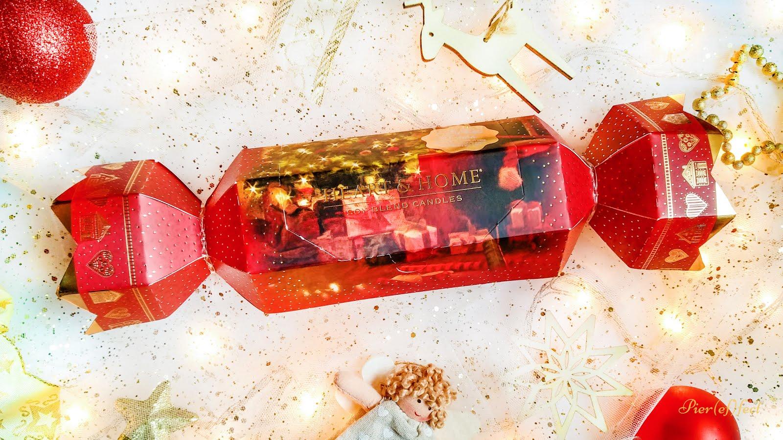 Candele Natale Heart&Home