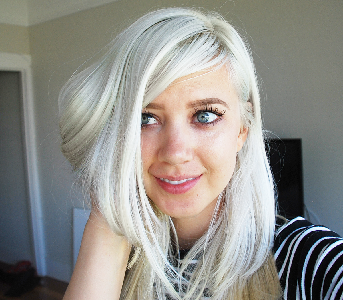 The Ins Outs Dos and Donts of Platinum Blonde Hair Care
