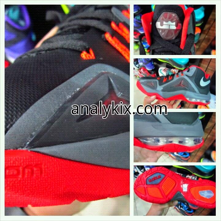 outlet store c8616 a8c9e Nike Lebron Ambassador VII   Analykix