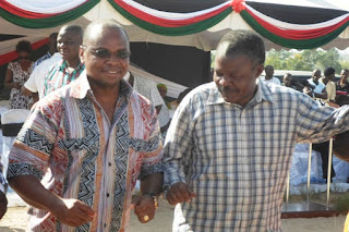 Kilifi County governor Amason Kingi in deep trouble after his allies failed ODM nomination Polls. PHOTO | Courtesy