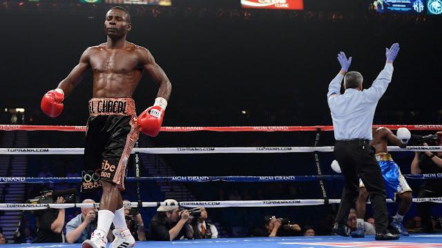 El boxeador cubano Guillermo Rigondeaux lleva más semanas que cualquier otra persona dentro del ranking libra por libra