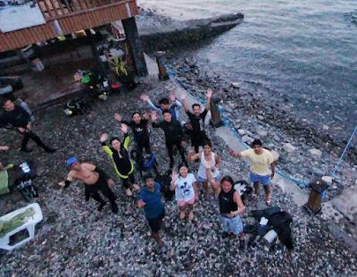 Scuba Diving, Learn Diving, Manila, PaparazSea