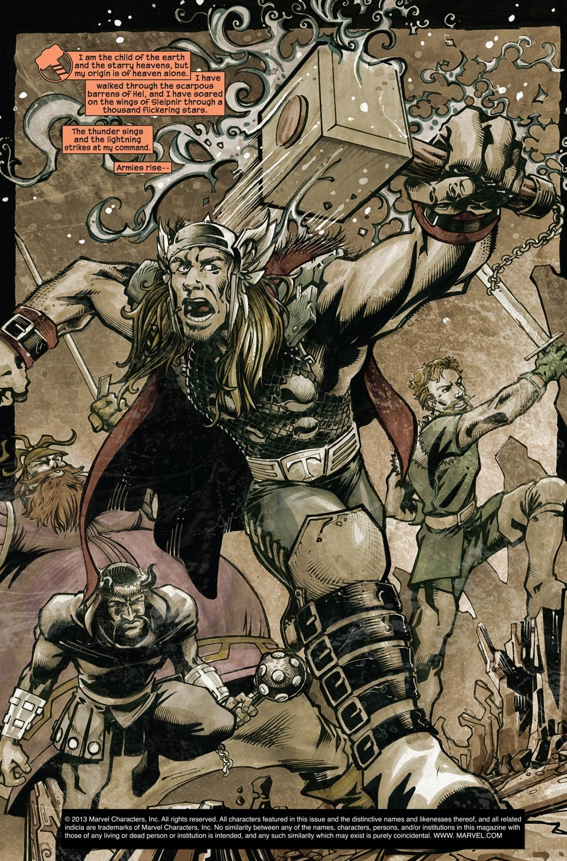 Thor (1998) Issue #59 #60 - English 2