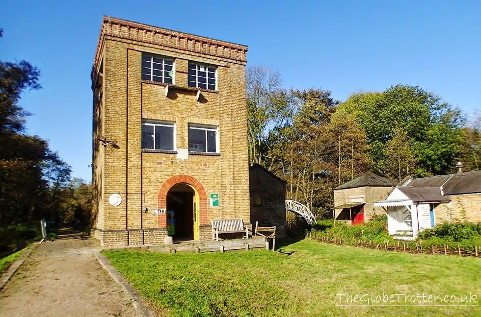 the Royal Gunpowder Mills in Waltham Abbey