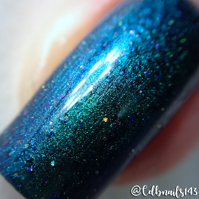 Glam Polish-The Mountain and the Viper