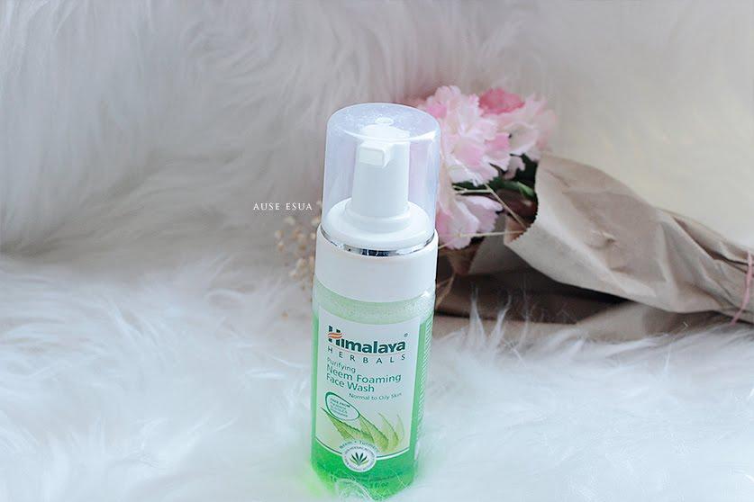 Himalaya Herbals Neem Özlü Yüz Temizleme Köpüğü  ♡ │ AUSE ESUA