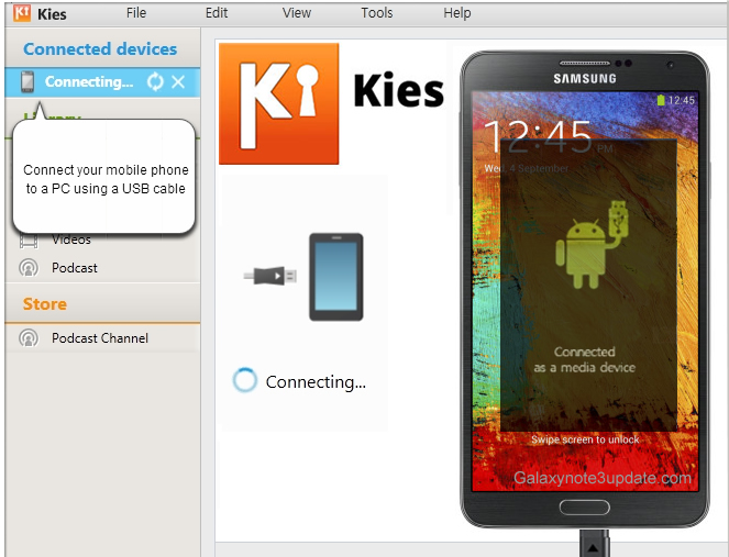 Samsung kies for galaxy note 3 free download