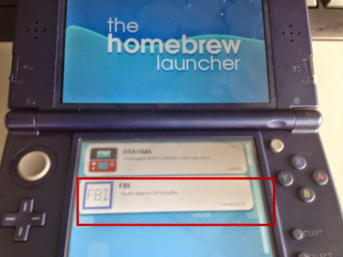 3DSTOWN NET: SKY3DS support CIA gaming on new & old 3DS with Pasta