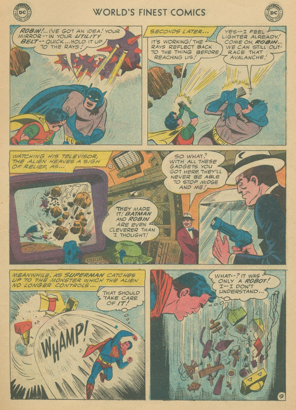 Read online World's Finest Comics comic -  Issue #108 - 11