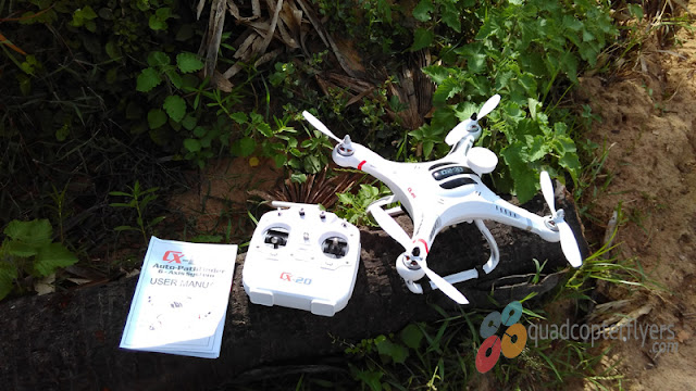 Cheerson CX20 Auto-Pathfinder Quadcopter Review