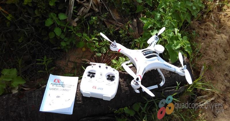 Pathfinder drone manual