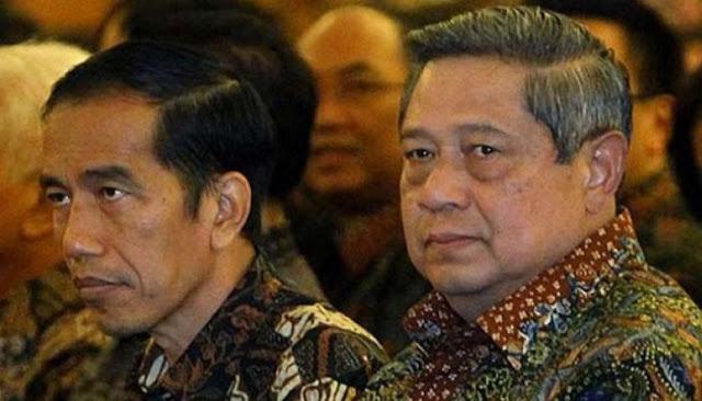 Gerindra : Jokowi dan SBY Sedang Main Drama