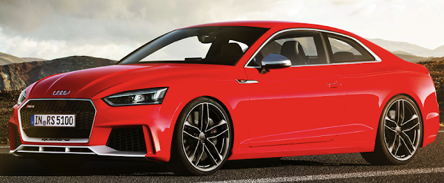 2018 Audi RS5 Review Release Date Price And Specs