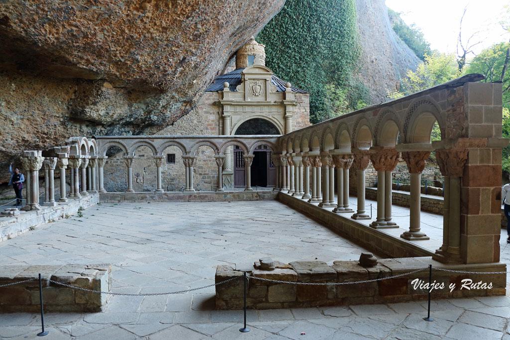 Capilla de San Voto y Félix del Monasterio de San Juan de la Peña