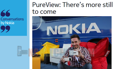 What's coming next in PureView 2013?
