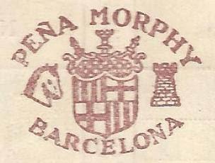 Emblema de la Peña Morphy de Ajedrez