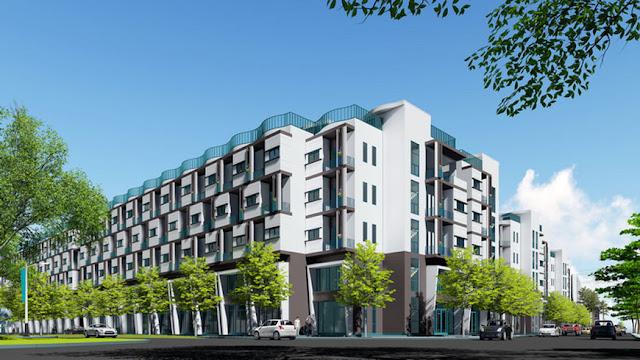 Dự án TSQ Galaxy Ngân Hà Vạn Phúc - biệt thự liền kề shophouse khu nhà ở