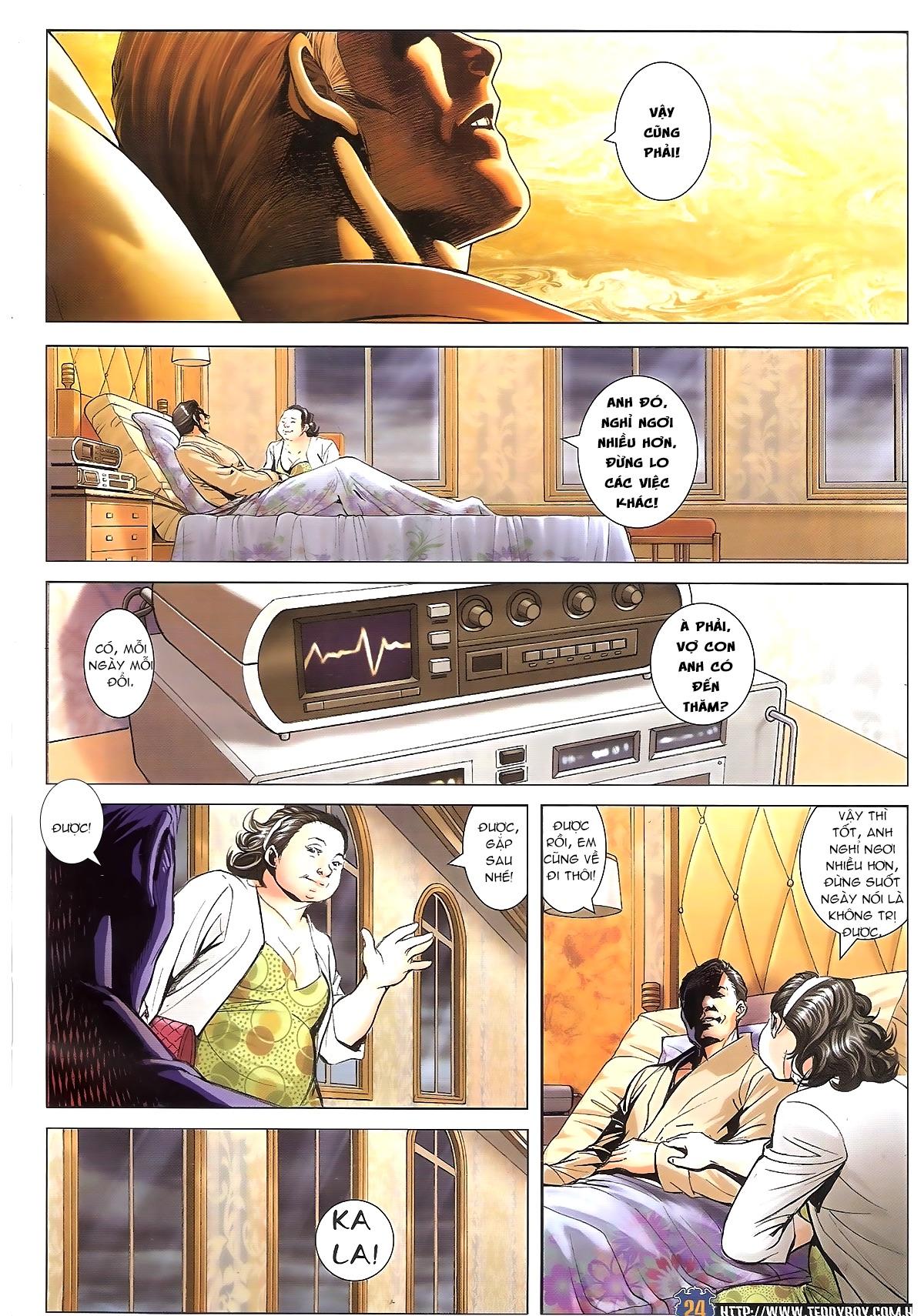 Người Trong Giang Hồ - Chapter 1611: Đại hạn Tưởng Thiên Sinh - Pic 20