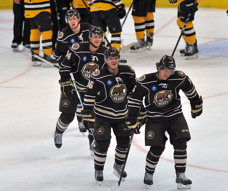 Providence Bruins Insider: Providence Playoff Schedule