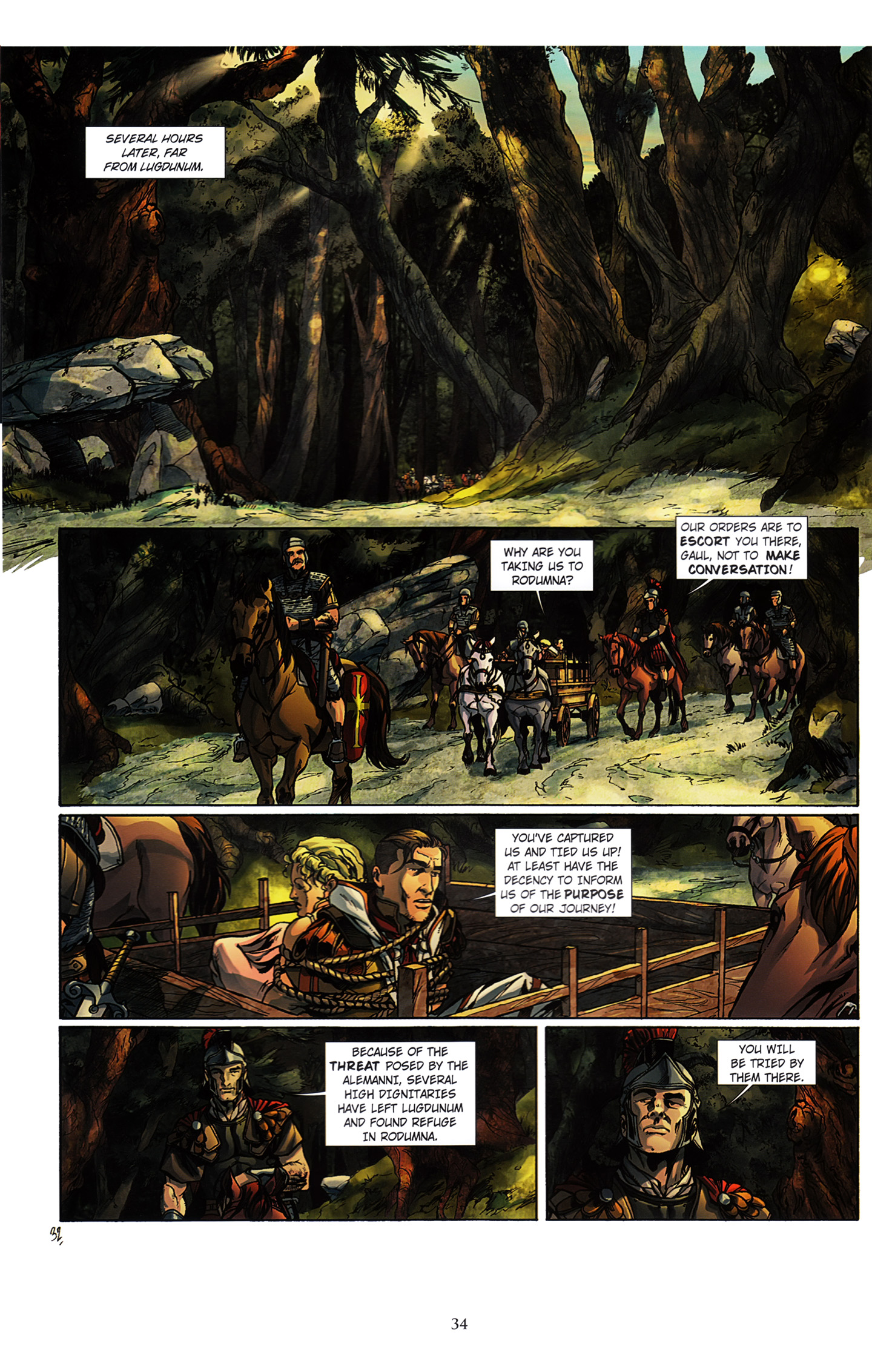 Read online Assassin's Creed (2012) comic -  Issue #3 - 38