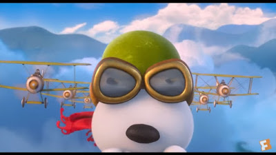 Pelis TOP10 el fancine - ÁlvaroGP - el troblogdita - Snoopy