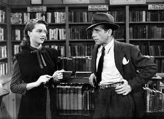 the big sleep-dorothy malone-humphrey bogart
