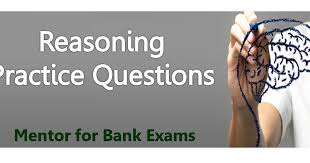 Twisted Ones Reasoning Questions for NICL AO Mains Exam