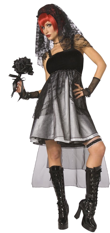 disfraces de halloween para mujeres goticos. Black Bedroom Furniture Sets. Home Design Ideas