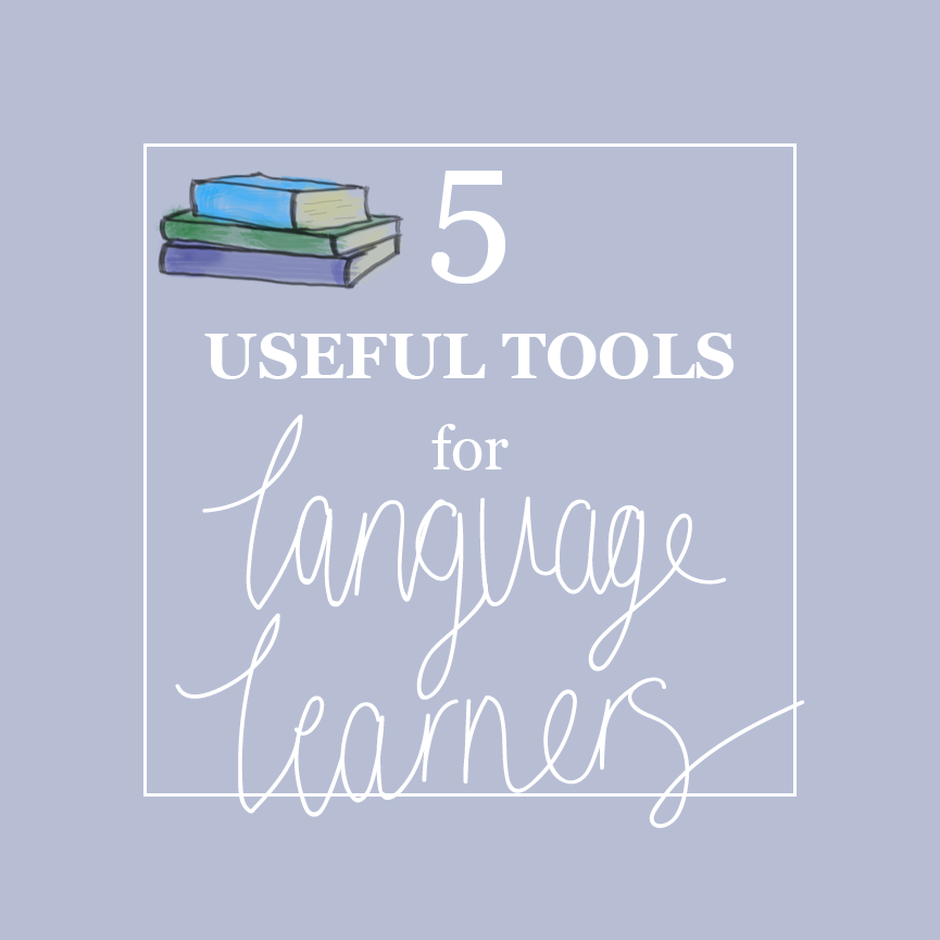 Tools for language learners