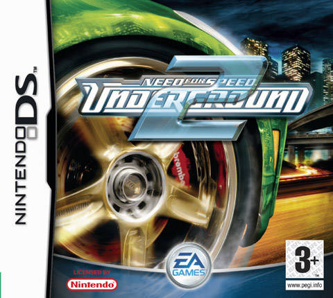 Need for Speed: Underground 2 (E) (Brassteroid Team)