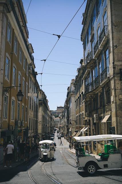 コンセイサン通り(Rua da Conceição)