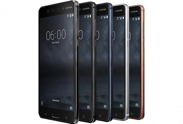 فعاليات مؤتمر MWC 2017 | نوكيا تعود وتعلن عن هواتفها الجديدة Nokia 3 و Nokia 5 و Nokia 6