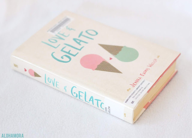 Love and Gelato by Jenna Evans Welch is a cute teen read/young adult chick-lit with romance, Tuscany Italy, and a fun likable girl.  Lina has to work through the recent death of her mother to cancer.  Great read. Great character development. Coming of Age. Check it out. What to read next. Alohamora Open a Book, Alohamoraopenabook http://alohamoraopenabook.blogspot.com/